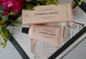 Отзыв о маске LixirSkin Vitamin C Paste