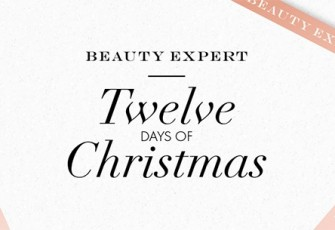 Beauty Expert 12 Days Of Christmas 2020