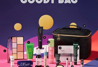 Cult Beauty Best Of 2017 Goody Bag