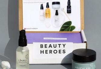 Наполнение Beauty Heroes Beauty Discovery December 2019