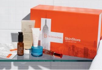 SkinStore X Dr Dennis Gross Box