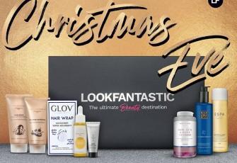LookFantastic Christmas Eve Pamper Box