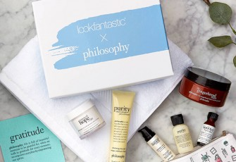 Lookfantastic x Philosophy Beauty Box