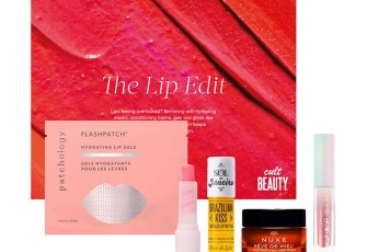 Cult Beauty The Lip Edit