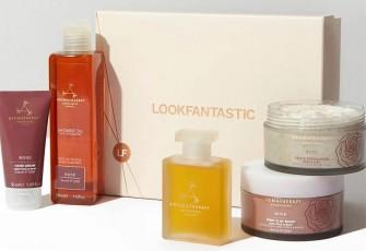 LookFantastic x Aromatherapy Associates Beauty Box