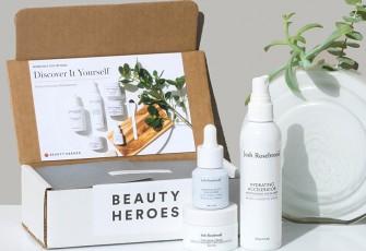 Наполнение Beauty Heroes Beauty Discovery October 2019