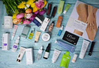 Наполнение Cult Beauty Founders Goody Bag Spring 2019