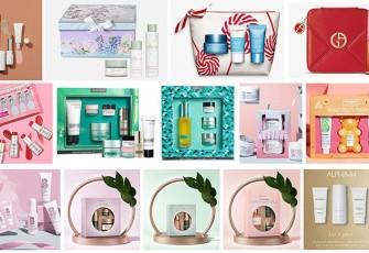Рождественские наборы Armani, Clarins, Little Butterfly London, Benefit, Fenty, Alpha H, Briogeo и Biossance 2020