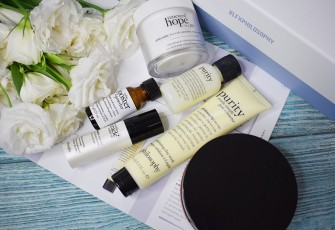 Наполнение Lookfantastic x Philosophy Beauty Box