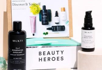Наполнение Beauty Heroes Beauty Discovery April 2020