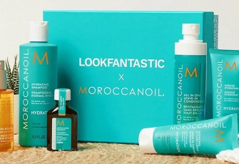 LookFantastic x Moroccanoil Limited Edition Beauty Box