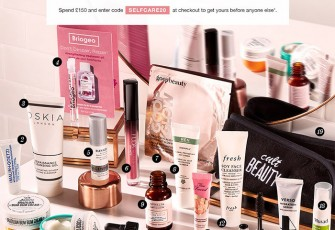 Cult Beauty Goody Bag Summer 2020