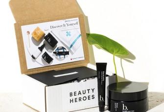 Наполнение Beauty Heroes Beauty Discovery November 2019