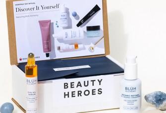 Наполнение Beauty Heroes Beauty Discovery February 2020
