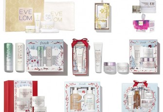 Рождественские лимитированные наборы Fresh, Eve Lom и Emma Hardie 2020