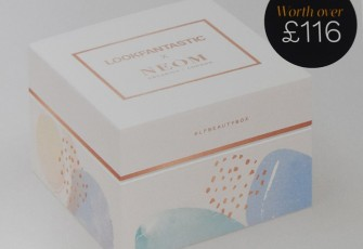 Lookfantastic x NEOM Limited Edition Beauty Box 2021