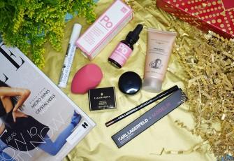 Наполнение Lookfantastic Beauty Box December 2018