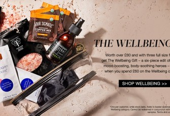 Cult Beauty Wellbeing Gift