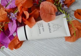 Отзыв об Alpha-H Clear Skin Daily Moisturiser