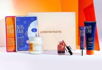 Lookfantastic x Nip + Fab Limited Edition Beauty Box