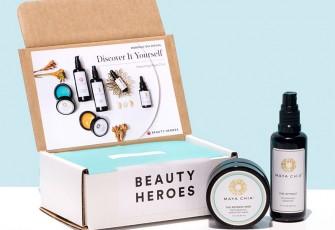 Наполнение Beauty Heroes Beauty Discovery August 2019