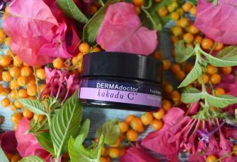 Отзыв о Dermadoctor Kakadu C Face Crème