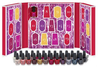 OPI Advent Calendar 2020 + наборы OPI
