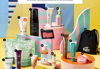 Cult Beauty Goody Bag Summer 2019