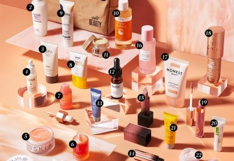 Cult Beauty The Tried And Tested Goody Bag