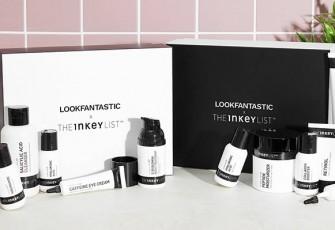 LookFantastic X The Inkey List Beauty Box