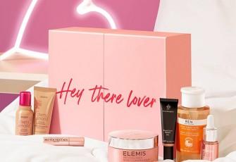 Lookfantastic Valentine's Day Edition 2021 Beauty Box