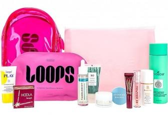 Revolve Spring Essentials Beauty Bag