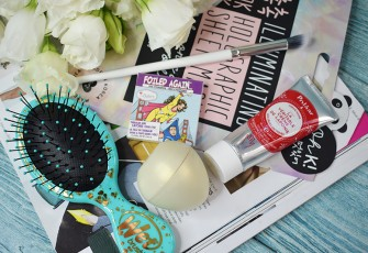 Наполнение Lookfantastic Beauty Box October 2019