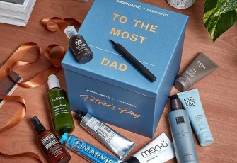 LookFantastic Mankind Father's Day Beauty Box