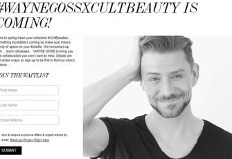 Cult Beauty x Wayne Goss Beauty Box