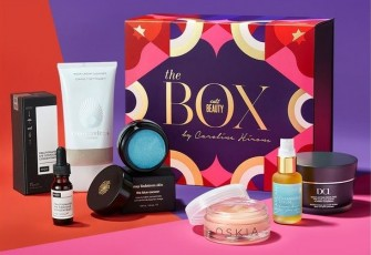 The Cult Beauty Box by Caroline Hirons December 2017