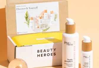 Наполнение Beauty Heroes Beauty Discovery March 2020