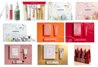 Рождественские лимитированные наборы Huda Beauty, Wella, Ere Perez, Darphin и Elizabeth Arden 2020