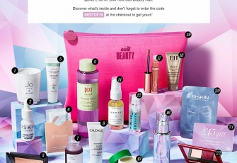 Cult Beauty Best Of 2019 Winter Goody Bag
