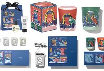 Рождественская лимитированная коллекция и наборы Diptyque 2020