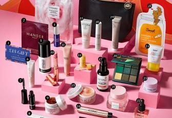 Cult Beauty Best Of 2020 Winter Goody Bag