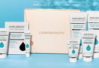 LookFantastic x Ameliorate Starter Kit