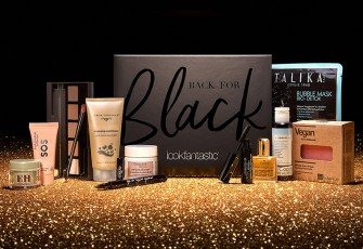 lookfantastic Back for Black Limited Edition Beauty Box 2018
