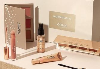 Lookfantastic x Iconic London Beauty Box