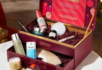 Lookfantastic Beauty Chest Beauty Box 2021