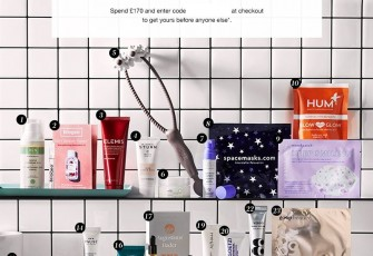 Cult Beauty The Self Care Goody Bag Spring 2021