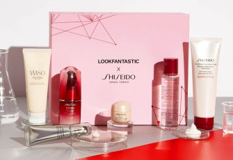 LookFantastic x Shiseido Limited Edition Beauty Box