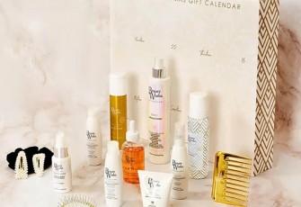 Beauty Works 12 Days of Christmas Gift Calendar 2021