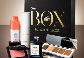 Наполнение Cult Beauty x Wayne Goss Beauty Box