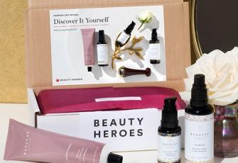 Наполнение Beauty Heroes Beauty Discovery January 2020